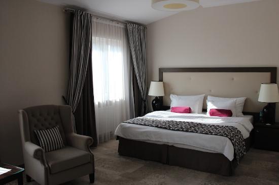 Metropolitan Boutique Hotel: Room 412