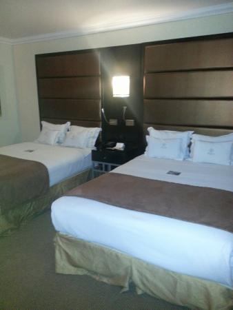 Hotel Real del Rio Tijuana: Inside of the room I visited