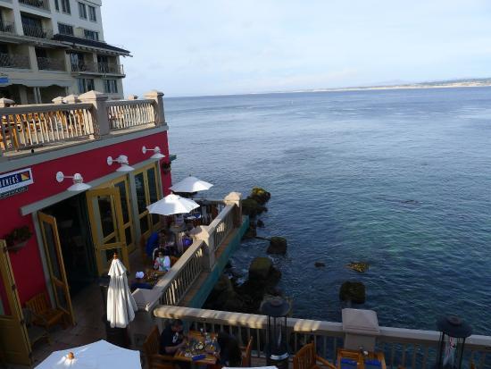 The Schooner Restaurant Monterey California Picture Of