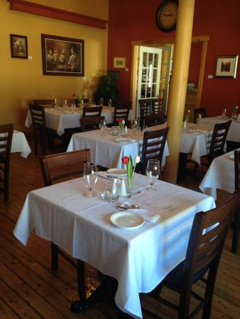 The Georgetown Historic Inn & Three Rivers Dining