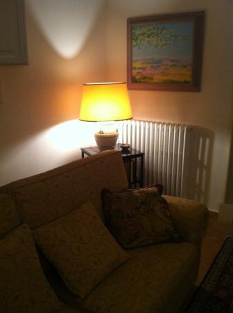 zona relax soggiorno - Picture of Suite Battisti, Lecce - TripAdvisor