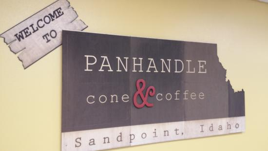 Panhandle Cone & Coffee