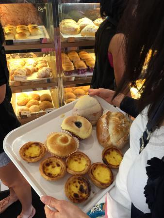 show user reviews degrees bakery cafe irvine california