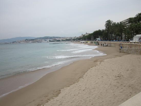 La Croisette : Strand