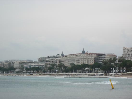 La Croisette : Hotel Carlton