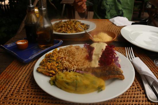 Restaurante Da Pousada Canto Bravo