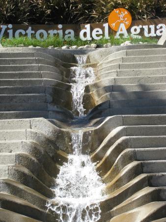 Victoria del Agua Parque Temático y Termal: Entrada
