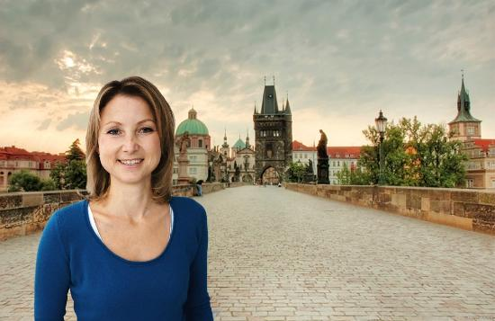 Guide francophone à Prague - Martina Geletova