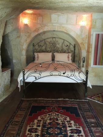 Cappadocia Castle Cave Hotel: Suit