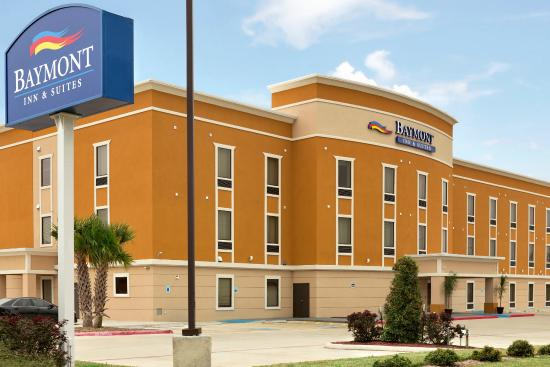 Baymont Inn & Suites Victoria : Welcome to the Baymont Inn & Suites