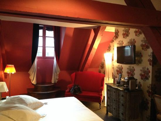 Hotel de Paris : Chambre 203