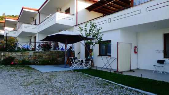 Alikes Sea Front Apartments Reviews Ammouliani Greece Halkidiki