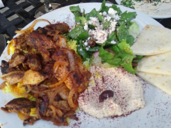Sarah's Mediterranean Cuisine And Cafe : variety pack
