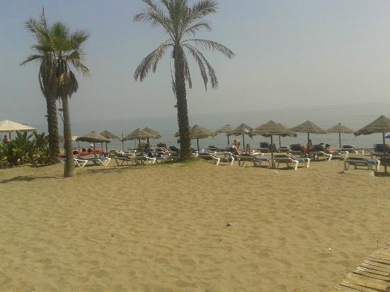 Macdonald Villacana Club Resort: Praia