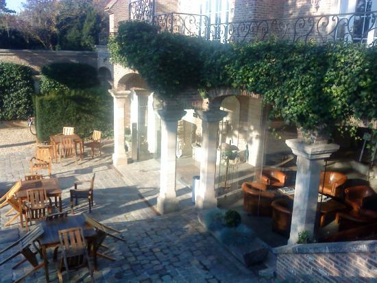 Salons Waerboom : Tuin