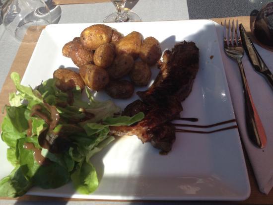 Le Saint Maurice: Faux filet
