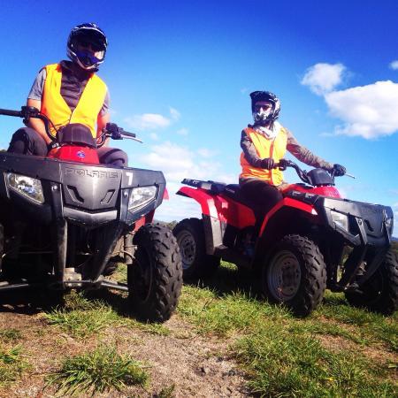 Kookaburra Ridge Quad Bike Tours: Such a fun experience!