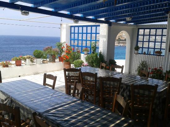 Donousa, Grecia: Iliovasilema