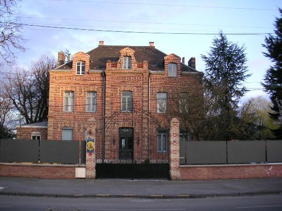 Le Grand Duc : façade du Grand duc