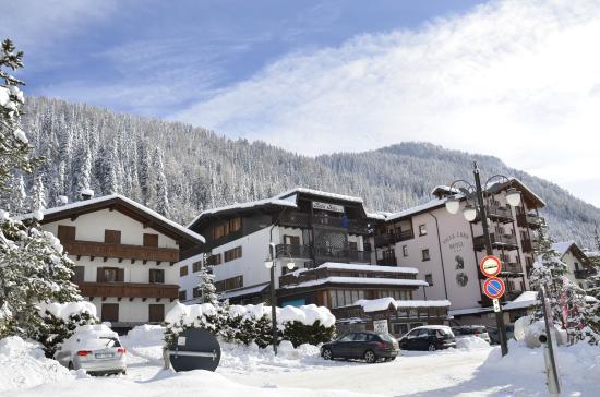 Hotel Italo: Esterno