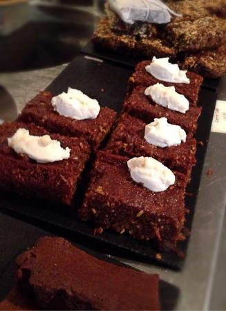 Chapel Arts Cafe: Tasty Carrot Cake