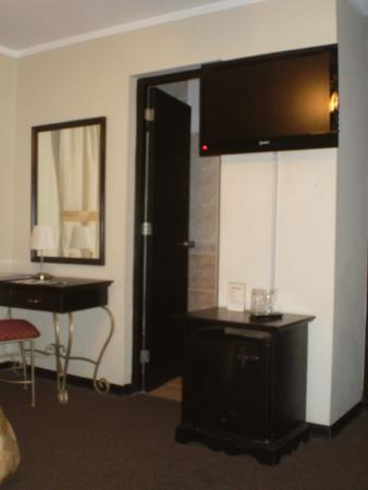 Leon de Oro Inn & Suites: la habitación 2