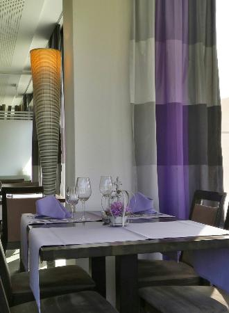 d coration de la salle manger bild von restaurant al ponte wangen an der aare tripadvisor. Black Bedroom Furniture Sets. Home Design Ideas