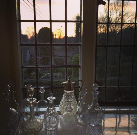 Lacock Pottery Bed & Breakfast: Decanters