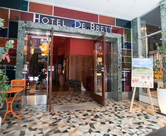 Photo of Hotel Hotel DeBrett at 2 High Street, Auckland 1010, New Zealand