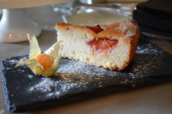 Sage: Ania's Very Fine Plum Cake