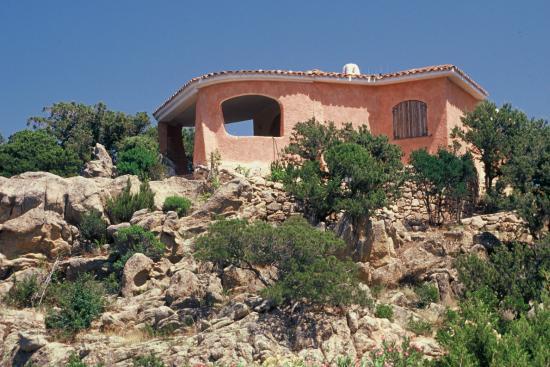 Le Antunne: Exterior of a Villa