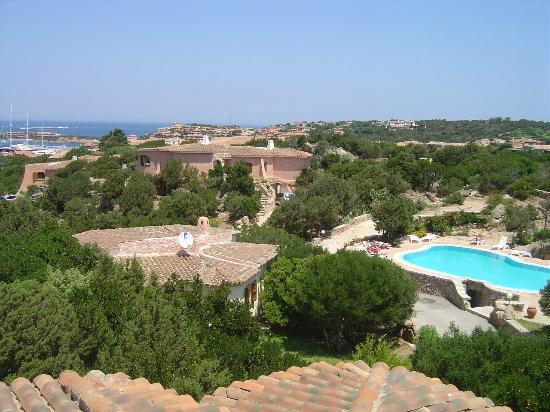 Le Antunne: Villas and the View