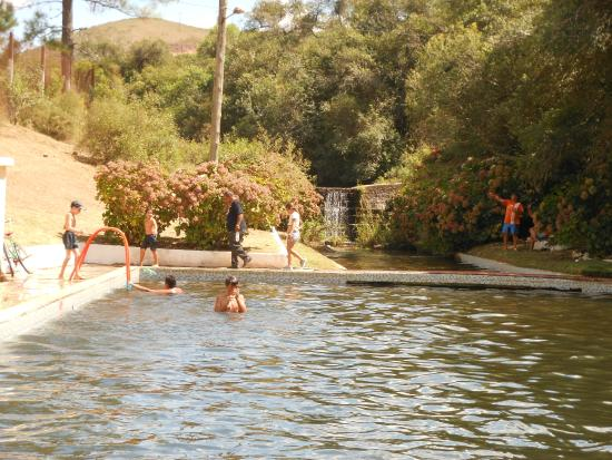 Herval, RS: Piscina Natural
