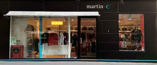 Martin C