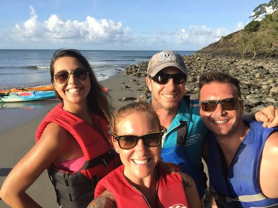 Paddletrek Kayak Adventures : What a wonderful day!!! :)