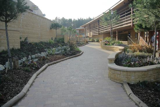 Pool Path Picture Of Center Parcs Woburn Forest Bedford Tripadvisor