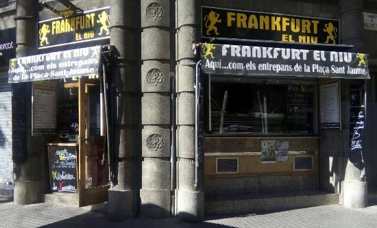 Hamburgueseria Frankfurt El Niu