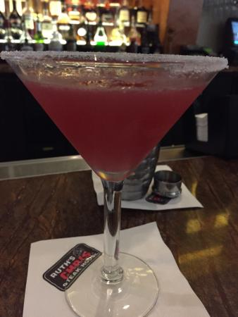 Ruth's Chris Steak House: Martini