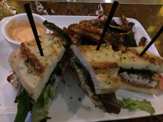 Ruth's Chris Steak House: Crab BLT