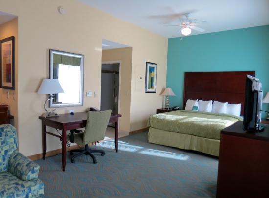 Homewood Suites by Hilton Palm Desert: Bedroom