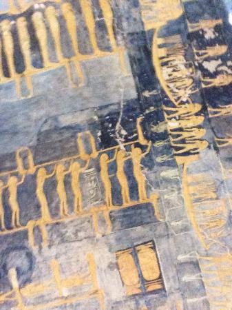Tomb of Ramses III: Рисунки до сих пор сохранились