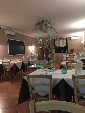 Anzio, Italy: Sala interna