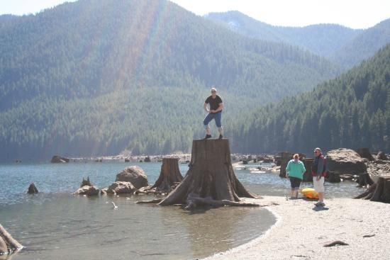 Hood Canal Adventures: Much to explore