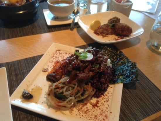 Mokomandy: Bulgogi Beef & Alligator croquettes  Fantastic as always. This is my 5th visit and it never disa