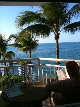 Hyatt Centric Key West Resort and Spa: Great view of the channel from many rooms