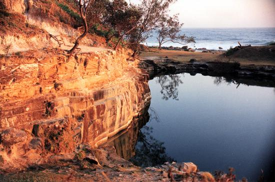 Pacific Coast Australia, Australie : Angourie Blue Pools