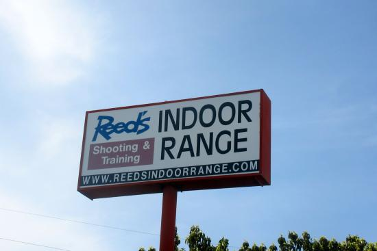 Reed's Indoor Range