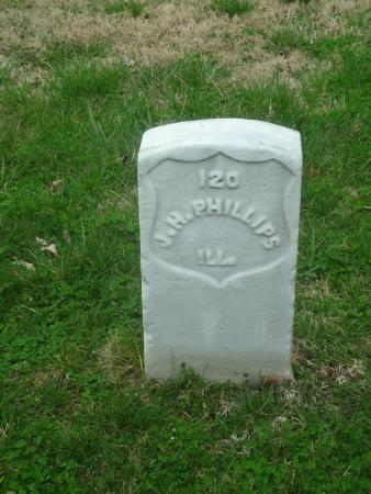 Fort Donelson National Cemetery Headstone