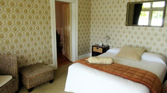 Warkworth Lodge: Bedroom