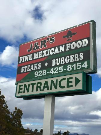 J & R's Fine Mexican Food and Steaks